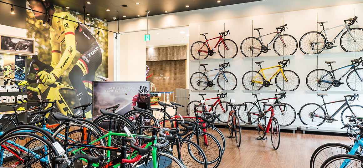 出典:TREK BICYCLE STORE