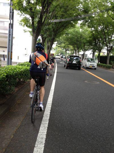 ロードバイクを安全に楽しめる初心者サポート