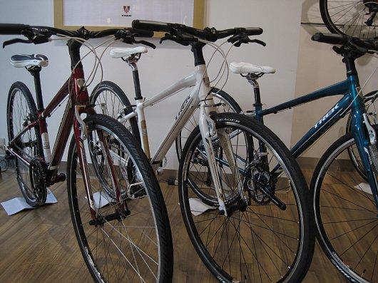 初めての自転車はFXシリーズがオススメです。