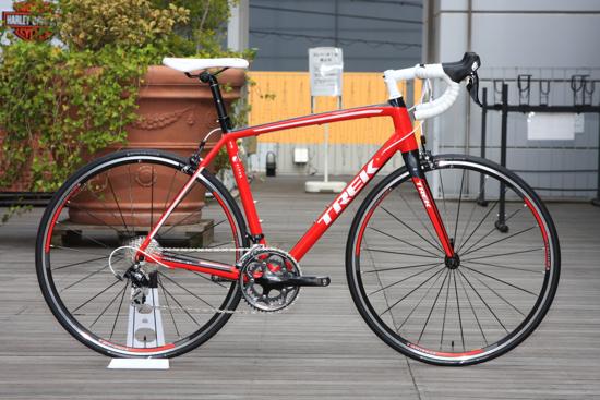 初めてのロードバイク!! 本格的に楽しみたいなら「MADONE 2.1」