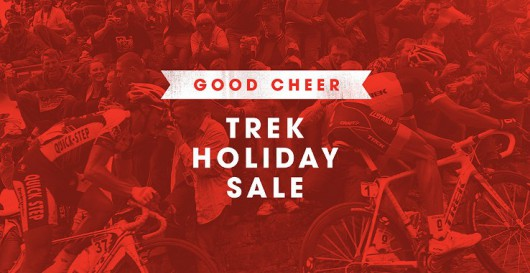 TREK HOLIDAY SALE開催