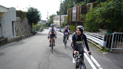 【ストアイベントレポート】 サタデー初級ロードバイクライド 実施しました!