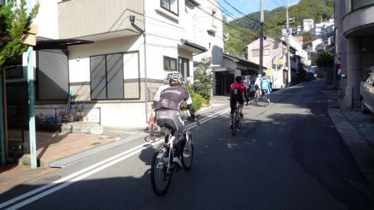 【ストアイベントレポート】 11/3 ロードバイク・ビギナーズライド