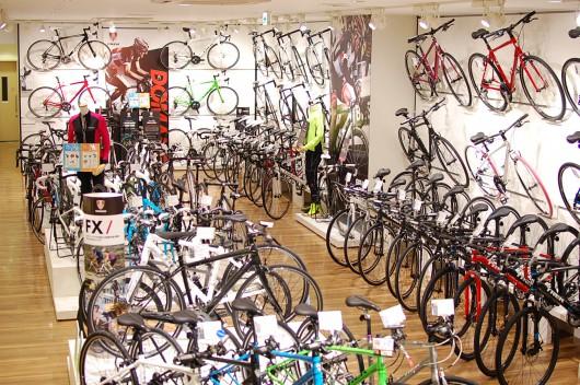自転車の購入検討中の方に!トレックストア大阪在庫情報!