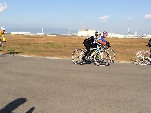 【レースイベント】堺浜クリテリウム トライアルレース行ってきました!