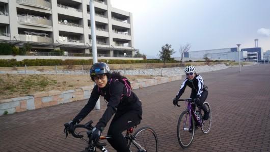 【イベントレポート】 クロスバイク・ビギナーズライド