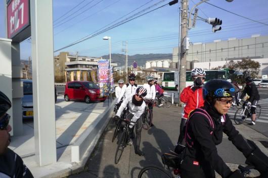【イベント】 ロードバイクビギナーズライド実施しました!
