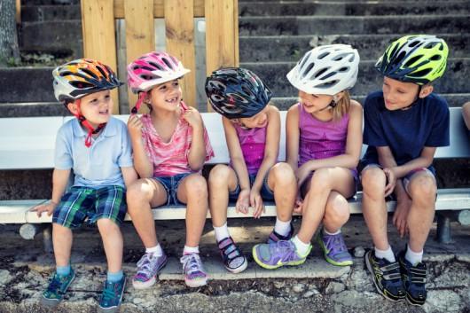 「ボントレガーヘルメット」、安心の2つの保証