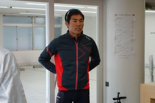 「北京オリンピック代表 山本良介選手 トライアスロンセミナー」開催 レポート