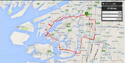 クロスバイクで大阪渡船ライドに行ってきました。