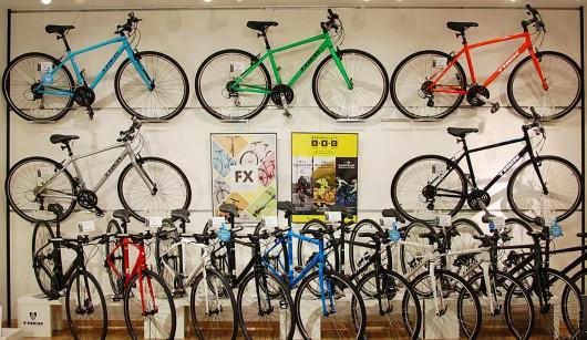 クロスバイク『FXシリーズ』を購入するならトレックストア大阪で決まり!全車種在庫あります!!