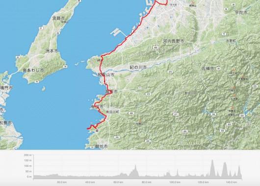 今しかない景色を求めて!TREK(トレック)EMONDA ALR6に乗って和歌山に行ってきました!