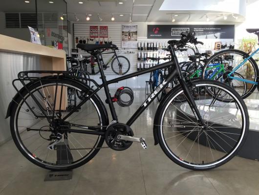 通勤通学&移動手段として、スポーツバイクを楽しむ。トレック クロスバイク「FX2」