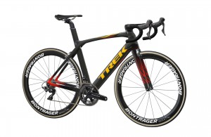 p-1 madone flame