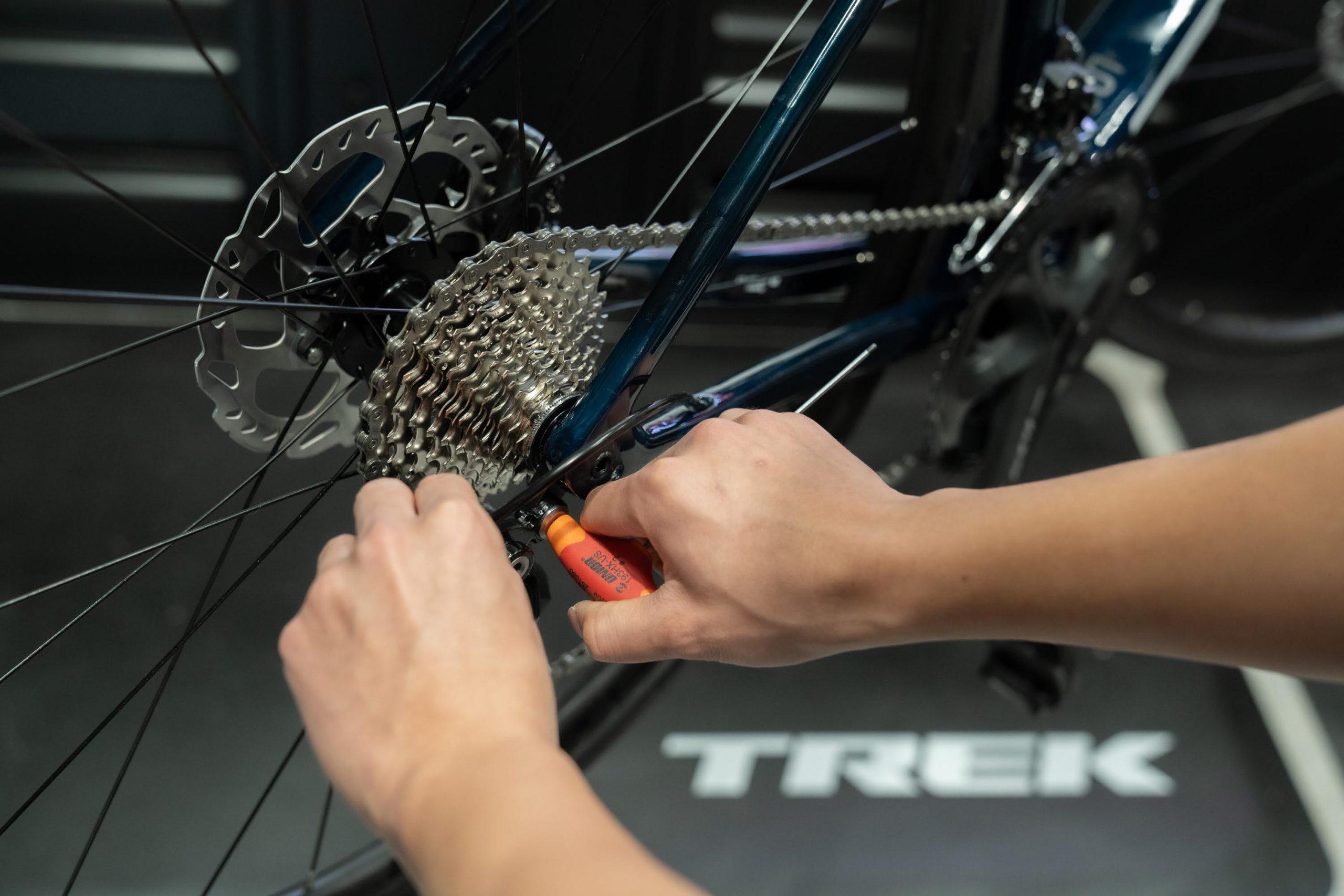 クロスバイクやロードバイクのメンテナンス