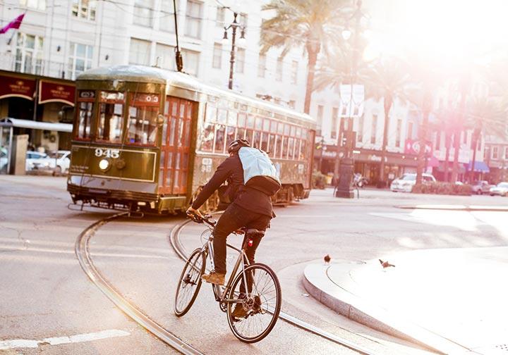 ロードバイクで通勤通学をしてみよう!~「クロスバイク「FX 3 DISC」で通勤時間を検証!」番外編~