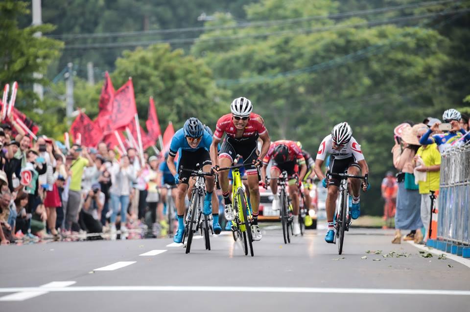 「レースメカニック レポート」全日本自転車競技選手権大会ロードレース