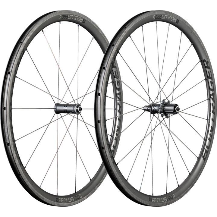 【新製品】Bontrager Road Wheels [Aeolus Pro 3 & Comp 5]