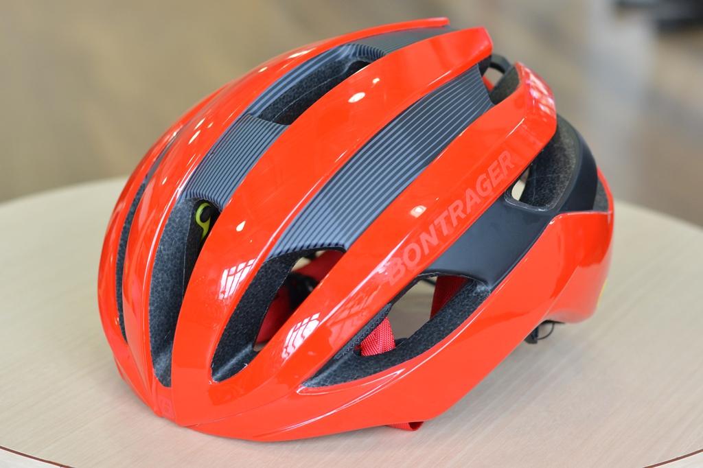 【インプレッション】 BONTRAGERの新作ヘルメット「VELOCIS MIPS Asian Fit」を被って走ってみました。