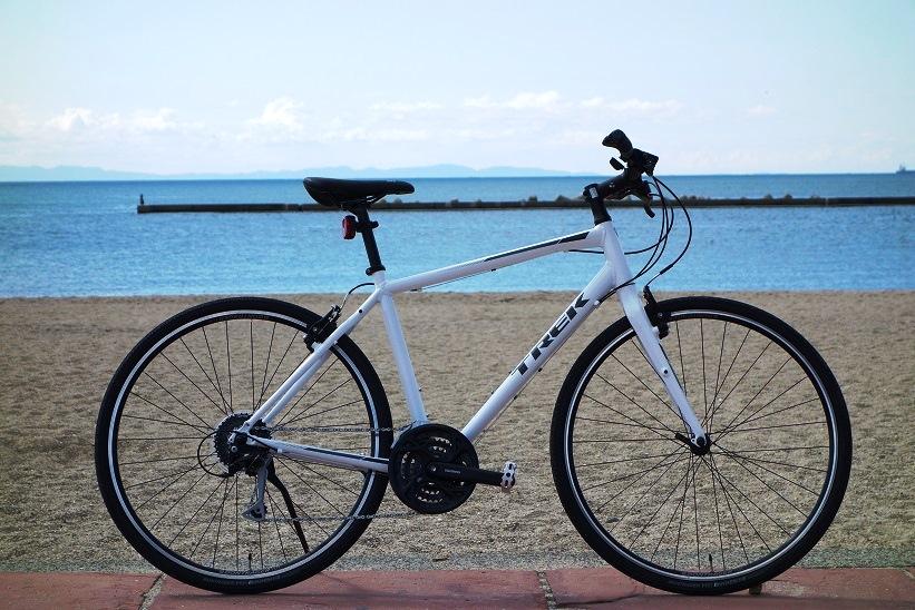 トレックストアで一番売れているクロスバイク「FX 3」試乗できます!