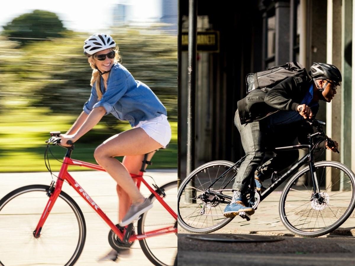 TREKの人気クロスバイクを比較!「FX(エフエックス)」「ZEKTOR(ゼクター)」「DS(ディーエス)」