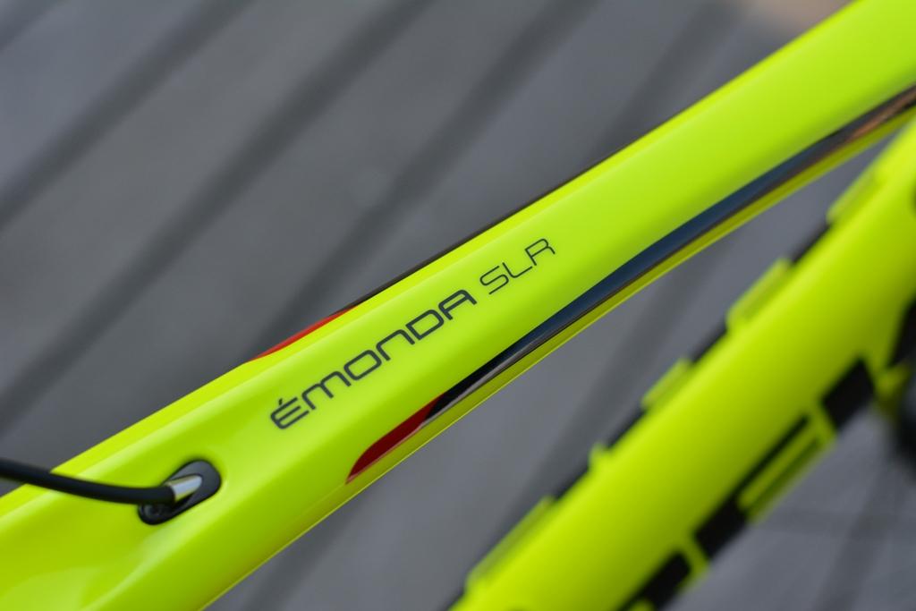 【特選ロード】 EMONDA SLR 8 & DOMANE SL 7 展示会使用車