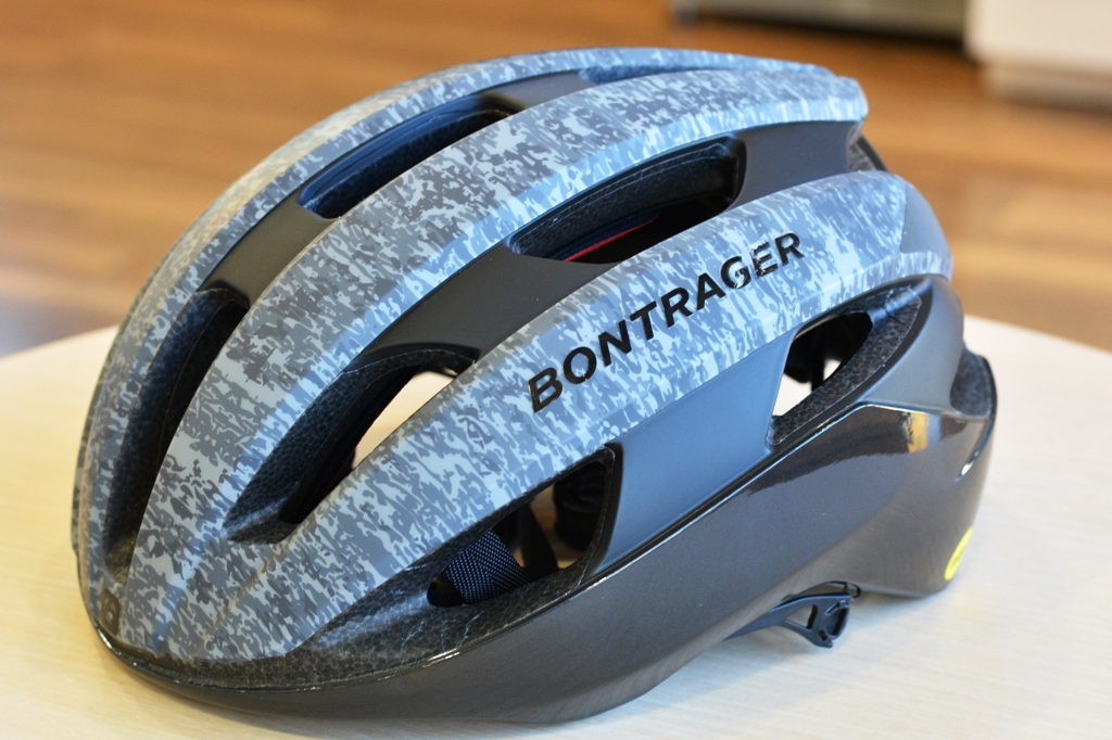 発売に先駆けてインプレッション! BONTRAGER 「Circuit MIPS Asia Fit Helmet」