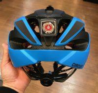 【サンプル来ました】New! Circuitヘルメット【試せます】