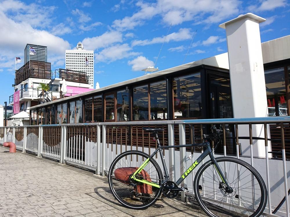 渡船にも乗れる!クロスバイクで行く大阪お気軽サイクリング