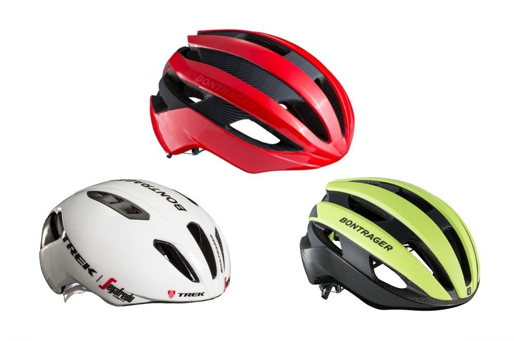 選んで安心。BONTRAGER のヘルメット。VELOCIS、BALLISTA、CIRCUIT。