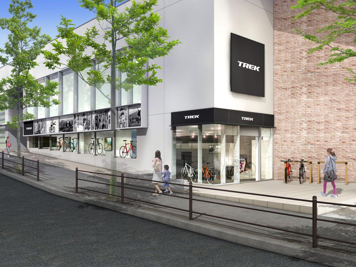 中部地方初となるトレック直営店『TREK Bicycle名古屋星が丘テラス』が3月9日(金)にオープン!
