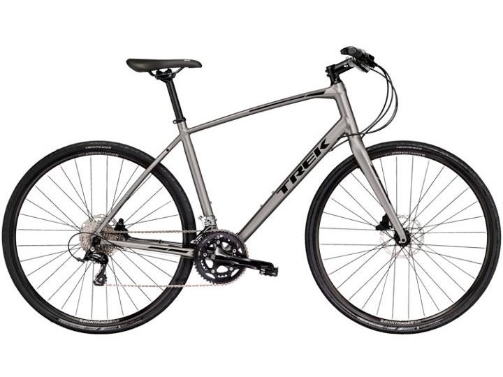 走りを楽しむスポーツタイプのクロスバイク【FX SPORT 4】