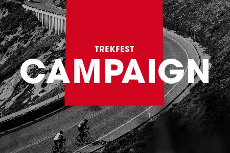 バイクのご購入で最大10万円キャッシュバックが当たる「TREK FEST キャンペーン」実施中!4/22(日)まで