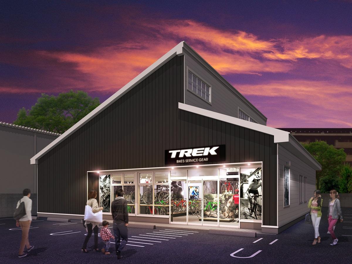 トレック直営店『TREK Bicycle 新潟』が6月22日(金)にオープン!