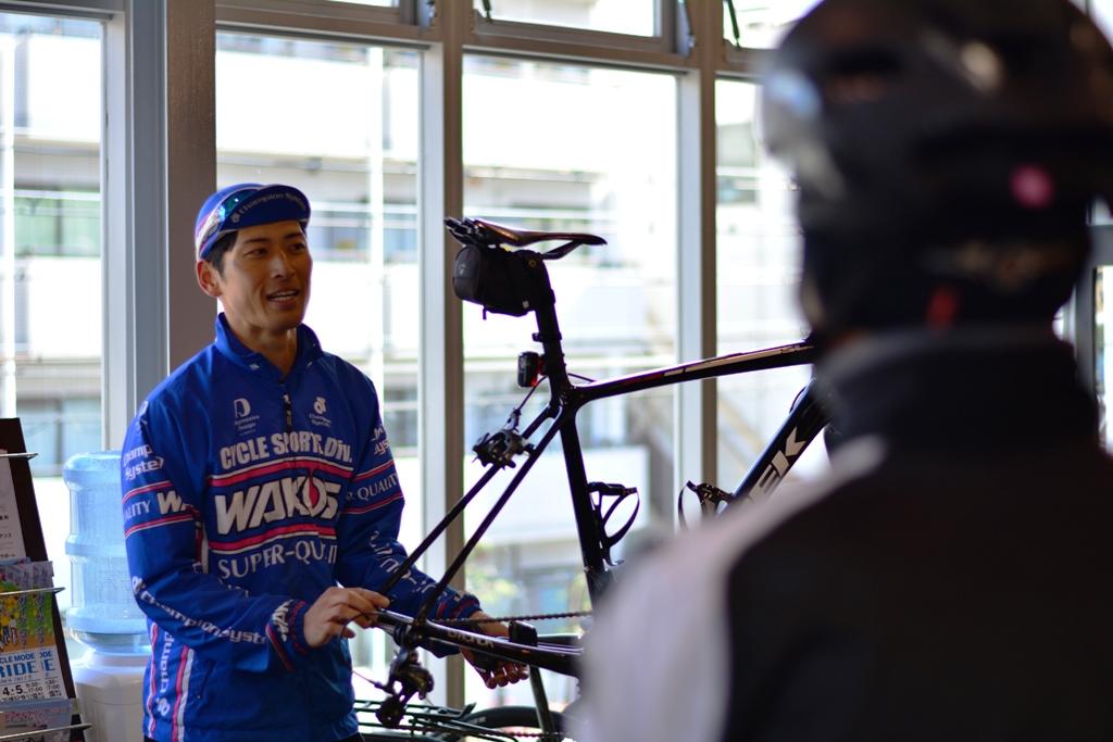 来週7/20(土)は、ケミカルのプロに聞く自転車のメンテナンス『WAKO'S洗浄セミナー』を開催します!