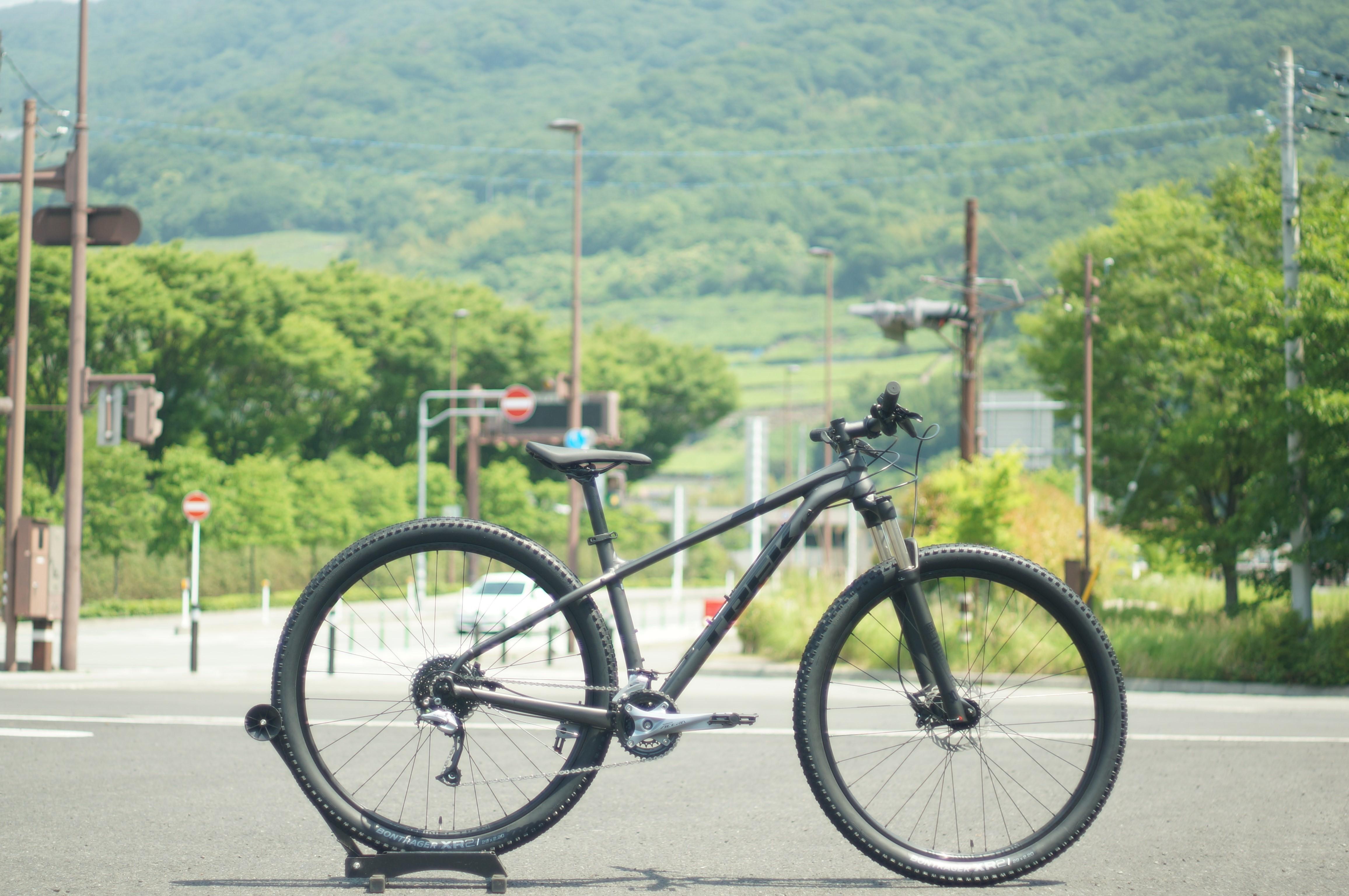 【試乗車情報】マウンテンバイク「X-Caliber 7」の試乗車を追加しました!