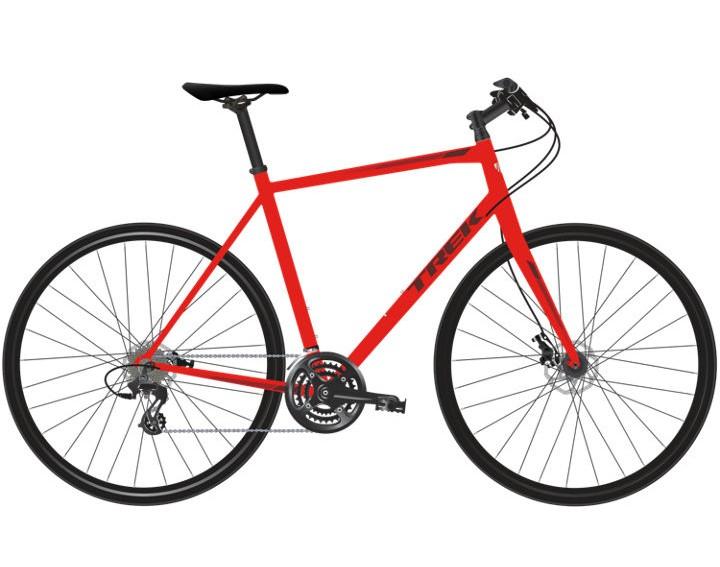 【トレック2019年モデル】ディスクブレーキ仕様のクロスバイク「FX Disc 2」「FX Disc 3」が発表