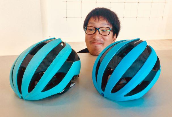 早くも2019新カラーのヘルメットが入荷‼