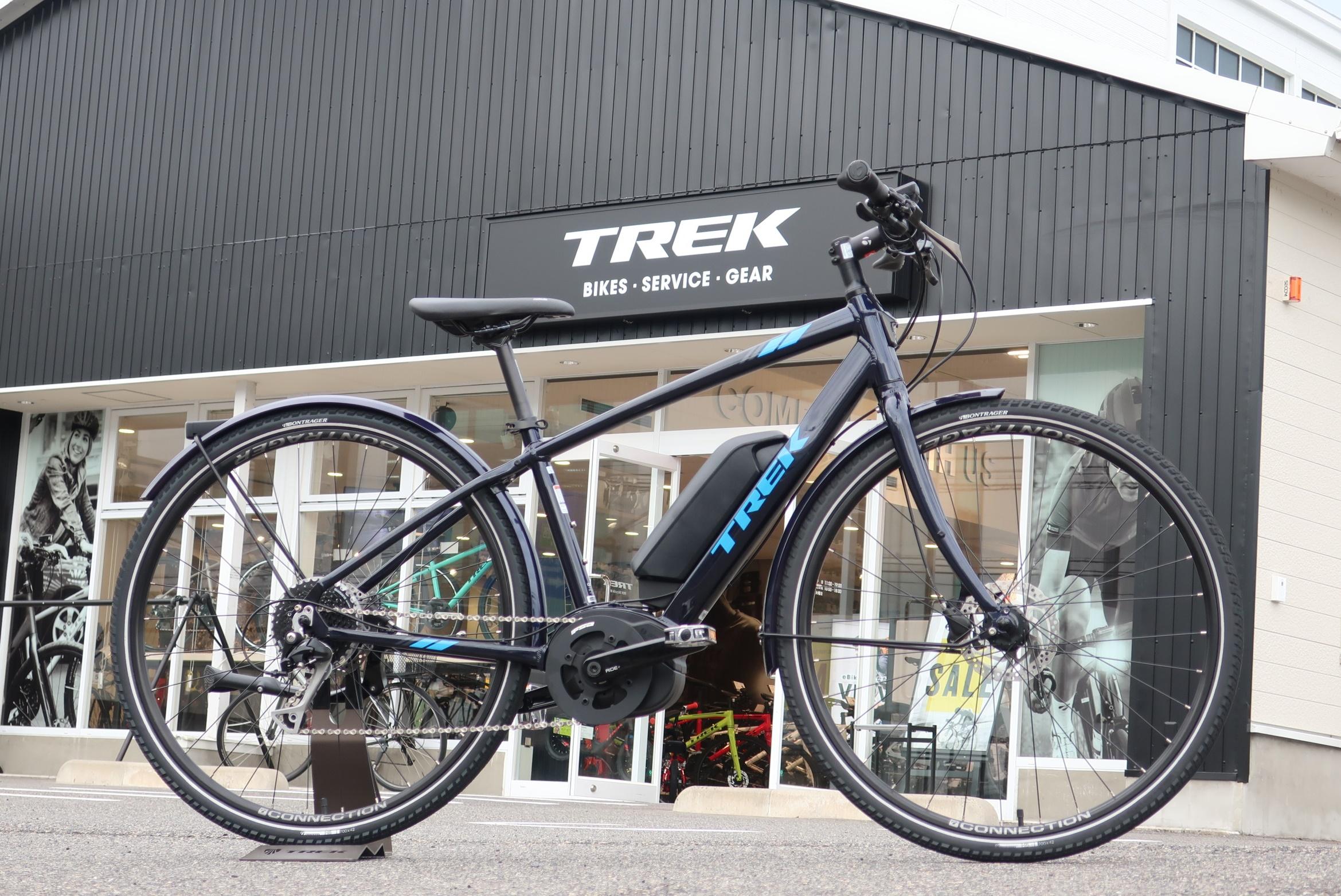 【新潟店】話題の電動クロスバイク「Verve+」試乗車あります!