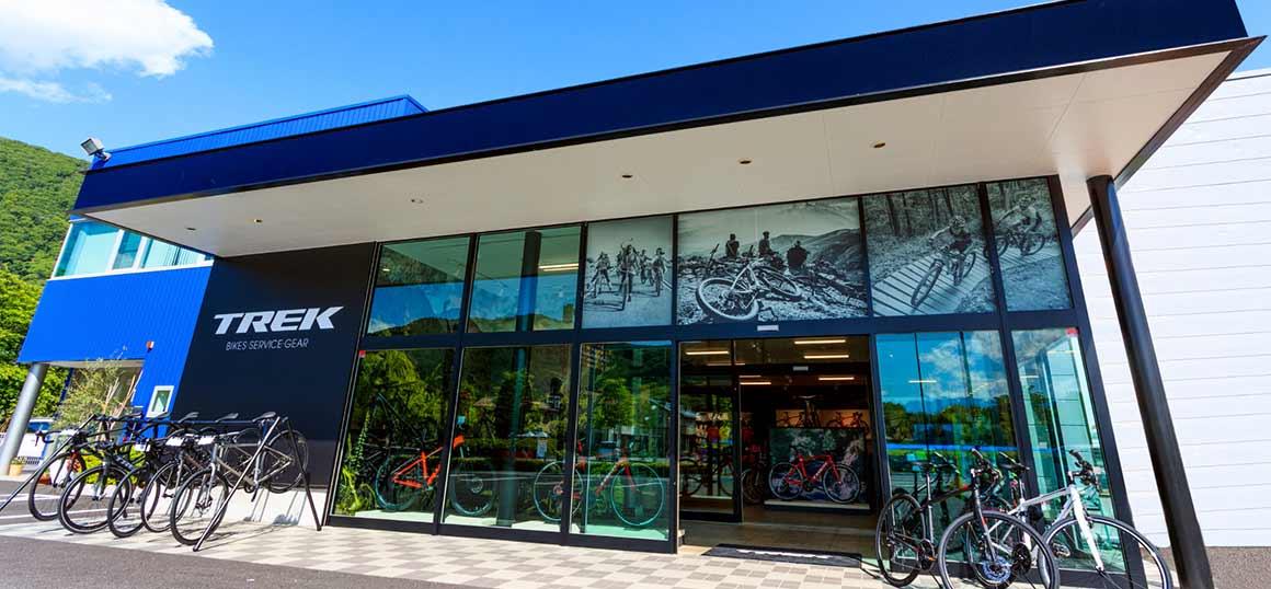 【TREK Bicycle 甲府】土日祝日の営業時間が変更になります