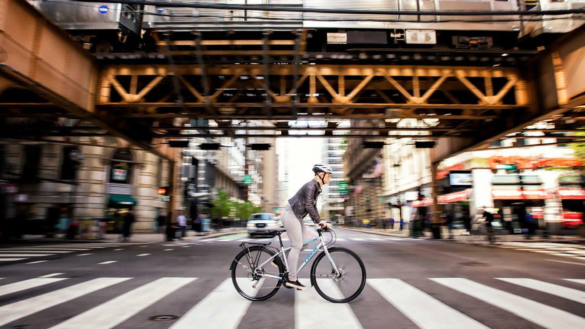 【スタッフおすすめ】通勤・通学、フィットネスに最適なクロスバイクFX3!