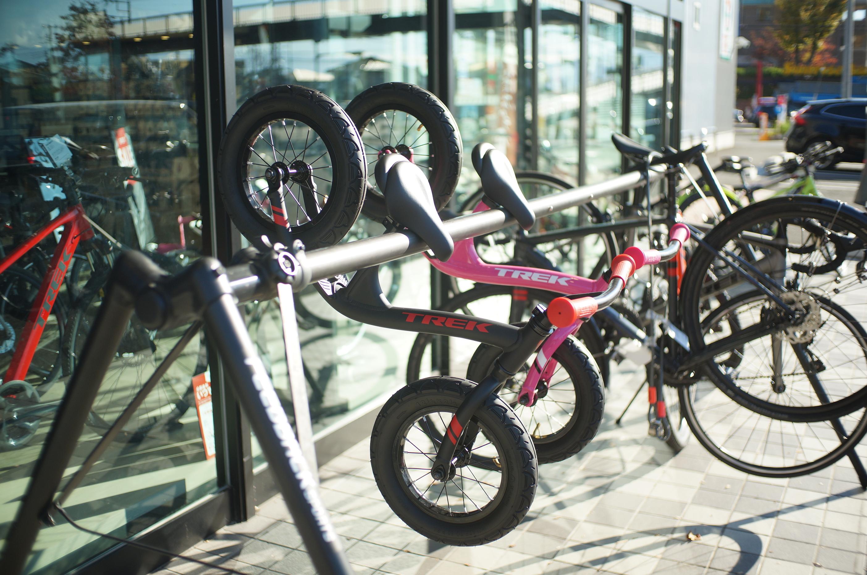 TREKの最高キッズバイクで自転車を始めよう!!