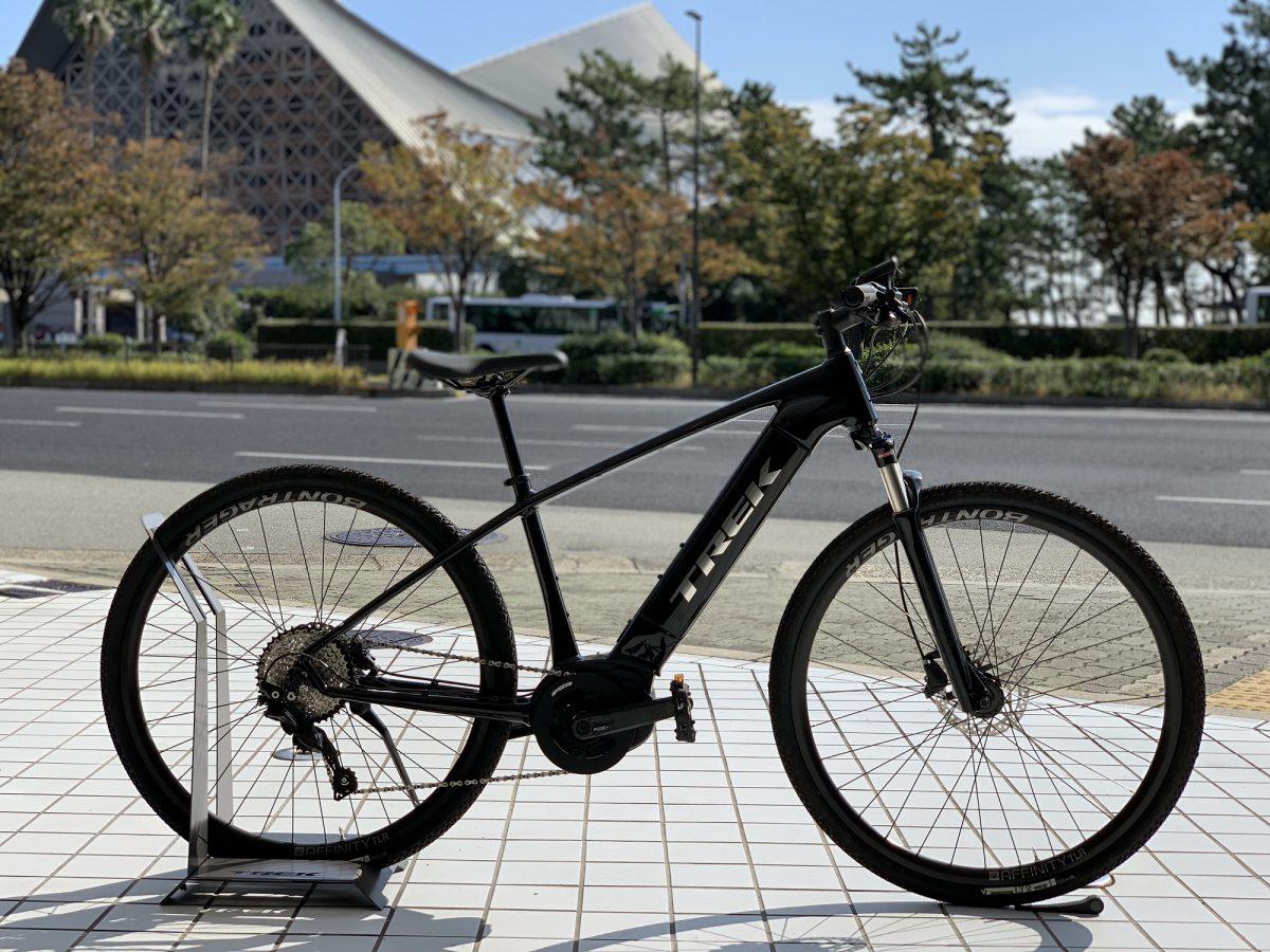 【~11/26まで】注目の電動アシストバイク「Dual Sport+」が試乗できます!