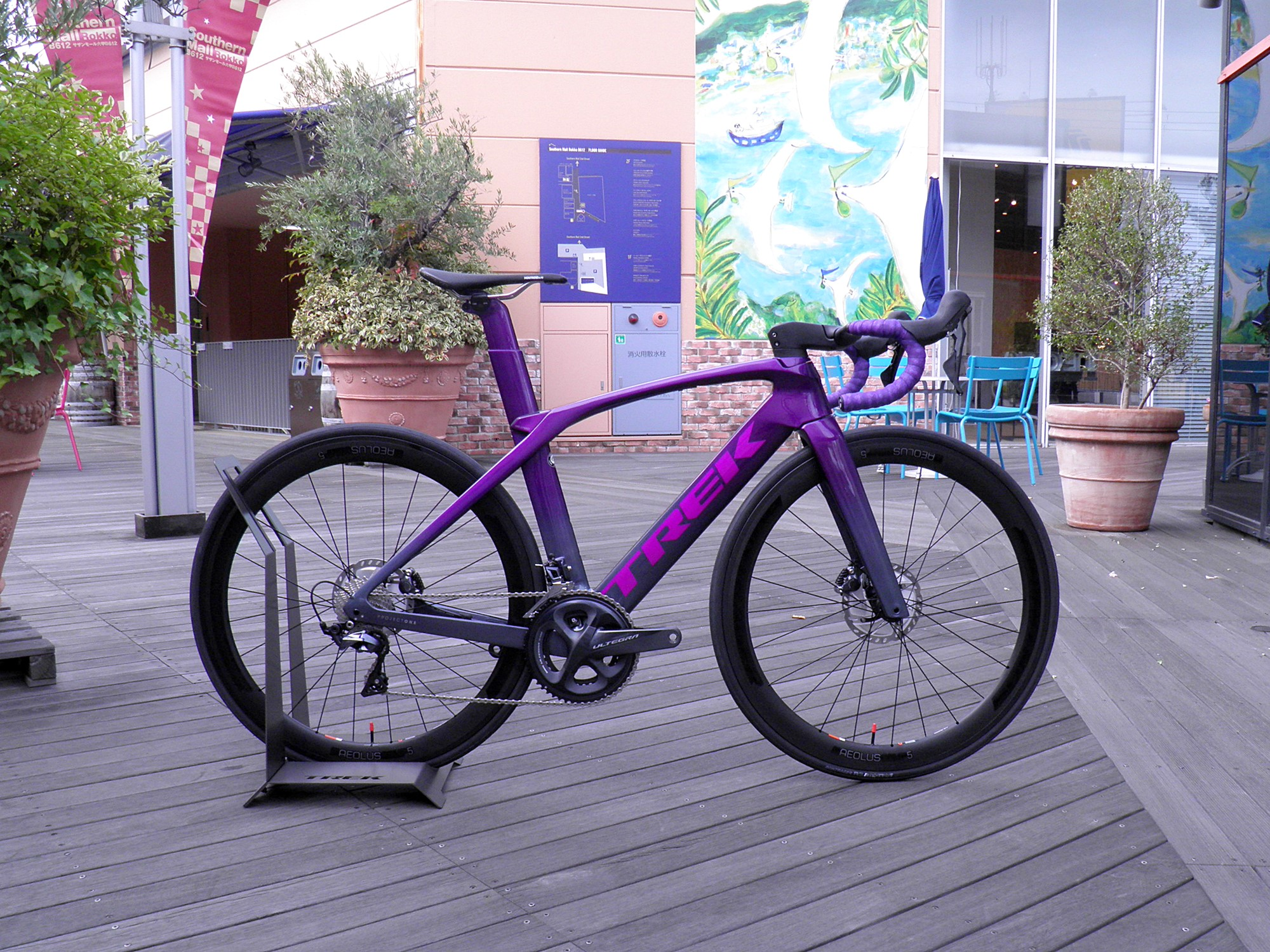 PROJECTONEで理想のバイクを!【MADONE SLR DISC】