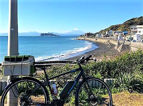 電動アシストスポーツバイク(e-bike)の使い方【スタッフ鈴木編】