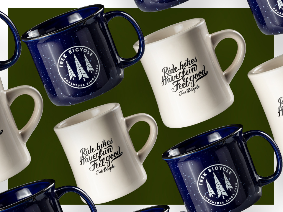 【限定アイテム】ギフトに最適なTREKマグカップが登場!