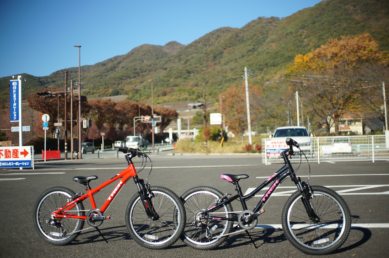 [子供車]サンタさんへ〜おすすめキッズマウンテンバイクございます〜トレックバイシクル甲府より