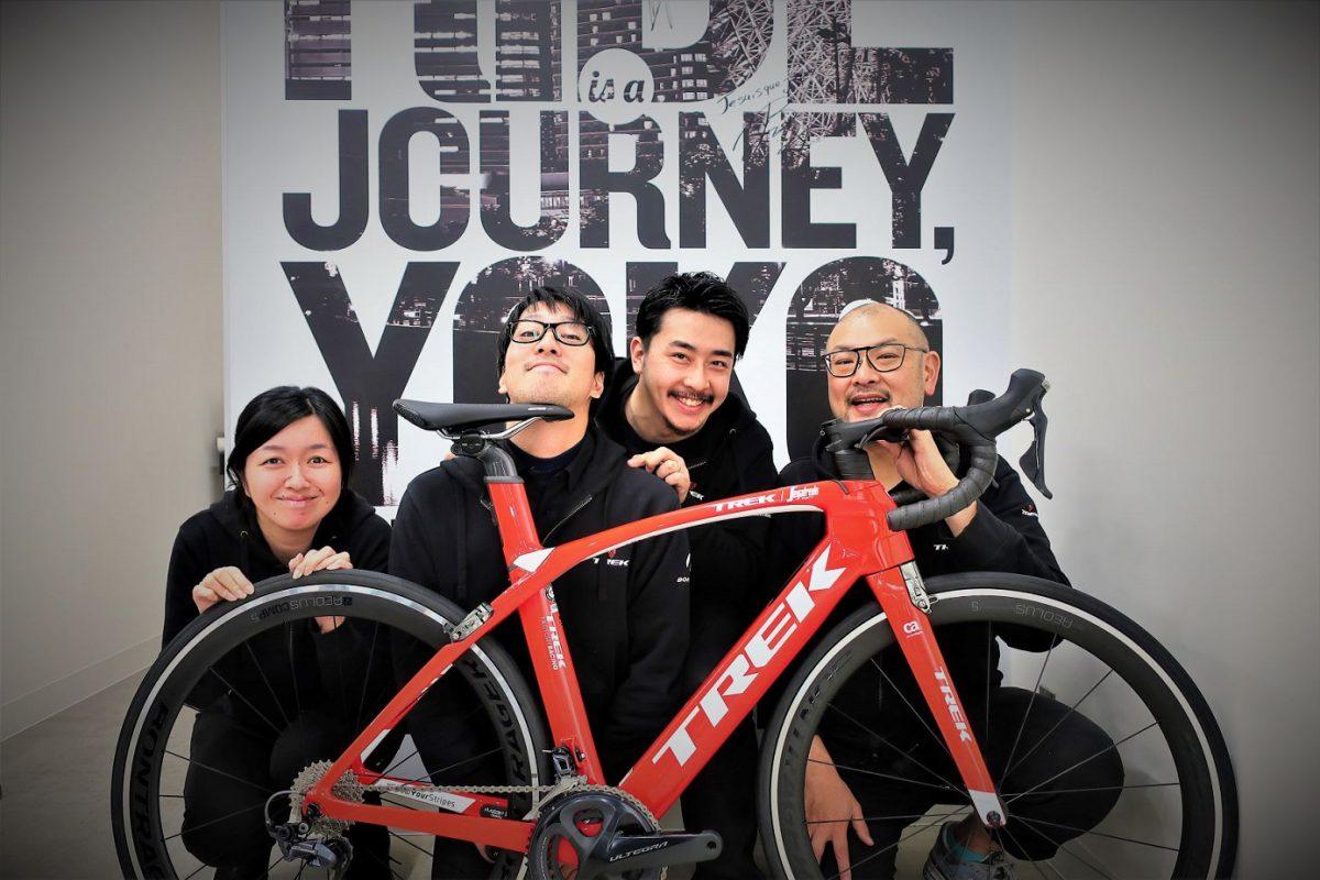 年末のご挨拶 -TREK Bicycle 横浜-