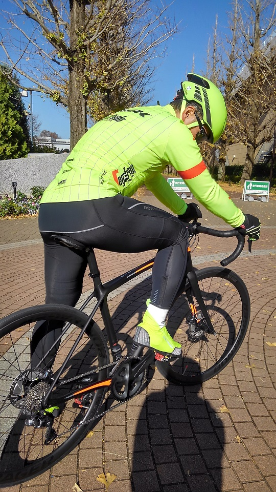 BONTRAGER  Velocis S2 Softshell Tight 秋冬サイクリングアパレルインプレッションVol.4