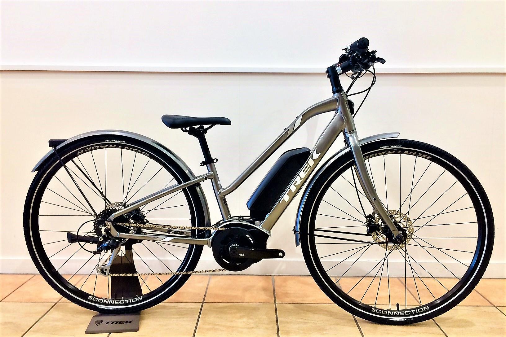 話題のe-bike『Verve+』に乗り降りラクラクのローステップ登場‼